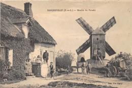 28 - Eure Et Loir / 10050 - Sancheville - Moulin Du Paradis - Beau Cliché Animé - Francia