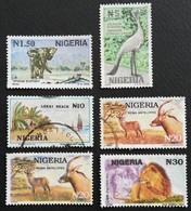 Nigeria  1992-93 Definitive USED - Nigeria (1961-...)