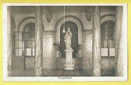 * Torhout - Thourout * (E. & B.) Sint Jozefsgesticht, Normaalschool, école, Voorportaal, Entrée, Ingang, Rare - Torhout