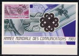 X0256)Monaco Maxi-Card  1585 - Maximumkarten (MC)