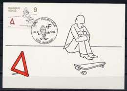 X0791)Belgien Maxi-Card  2276 - Maximumkarten (MC)