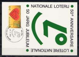 X0903)Belgien Maxi-Card  2180 - Maximumkarten (MC)