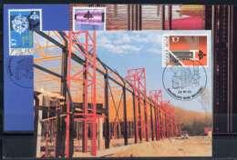 X0916)Belgien Maxi-Card  2155/7 - Maximumkarten (MC)
