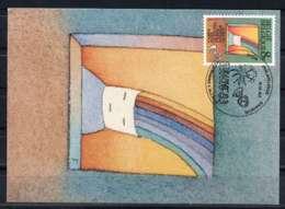 X0917)Belgien Maxi-Card  2154 - Maximumkarten (MC)