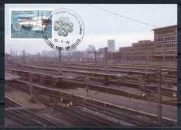 X0928)Belgien Maxi-Card  2141 - Maximumkarten (MC)
