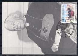 X0939)Belgien Maxi-Card  2120 - Maximumkarten (MC)