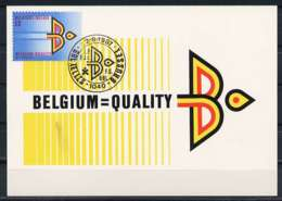 X1097)Belgien Maxi-Card  2314 - Maximumkarten (MC)