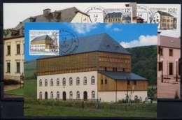 X1142)Luxemburg Maxi-Card  1180/2 - Maximum Cards