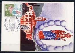 X1555)Monaco Maxi-Card  1630 - Maximumkarten (MC)