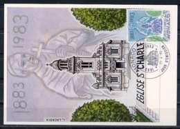 X1571)Monaco Maxi-Card  1578 - Maximumkarten (MC)