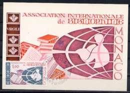 X1579)Monaco Maxi-Card  1548 - Maximumkarten (MC)