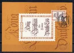 X1609)Daenemark Maxi-Card  784 - Cartoline Maximum