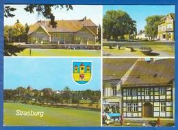 Deutschland; Strasburg Uckermark; Multibildkarte - Strasburg