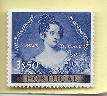 TIMBRES- STAMPS - SELLOS - FRANCOBOLLI - PORTUGAL -1953- 1 Er CENTENAIRE DU TIMBRE POSTAL PORTUGAIS - TIMBRE NEUF - MNH - Nuovi