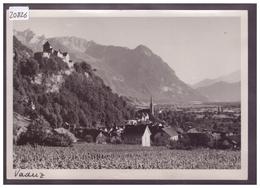 GRÖSSE 10x15cm - VADUZ  - TB - Liechtenstein