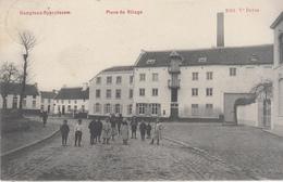 Hampteau-Opheylissem - Place Du Village - Très Animé - Edit. Ve Devos - Hélécine