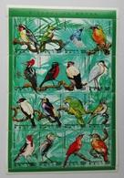 Mali 1995** Klb.1376-91. Birds Of The World MNH [11;201] - Birds