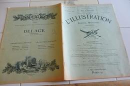 L'ILLUSTRATION 13 FEVRIER 1926-NORD CANADA-CARTE REPARTITION ARMEE  ALLEMANDE-PETAIN EN ESPAGNE-OBLATS-LA CIERVA - Journaux - Quotidiens