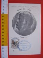 A.05 ITALIA ANNULLO - 1979 CUSANO MILANINO MILANO CITTA' GIARDINO GARDEN ECOLOGIA PHIL JUNIORES LUIGI BUFFOLI - Protezione Dell'Ambiente & Clima