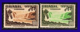 1932 - Brasil - Sc. 455 - 456 - MLH - BR-046 - Brasil