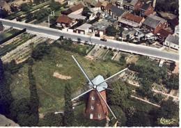 Oelegem Ranst Luchtopname Steene Windmolen CIM-kaart - Ranst