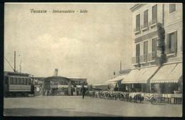Venezia - Lido - Imbarcadero - Non Viaggiata - Rif. 11817 - Venezia (Venice)