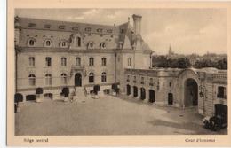 CP  - LUXEMBOURG - Ville - Siège Central Des A R B E D  - Cour D'Honneur - Luxembourg - Ville