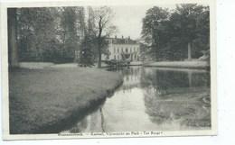Westmeerbeek Kasteel - Vijverzicht En Park - Hulshout