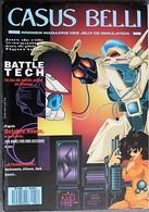 MAGAZINE - CASUS BELLI - Numéro 51 - 1989 - Jeux De Rôle