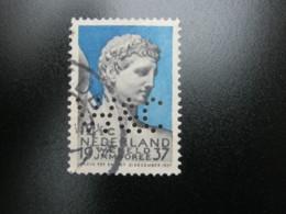 JAMBOREE  ,   Firmenlochung , Perfin - Periode 1891-1948 (Wilhelmina)