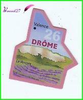 Magnet Le Gaulois Les Départements - 26 Drôme Valence - Magnets