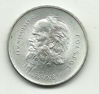 1978 - San Marino 1.000 Lire - Tolstoy - Saint-Marin