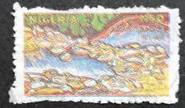 Nigeria 1990 USED  POSTAL COUNTERFEIT - Nigeria (1961-...)