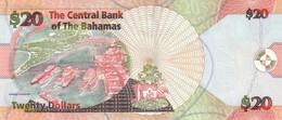 BAHAMAS P. 74 20 D 2006 UNC - Bahamas
