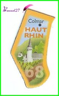 Magnet Le Gaulois Les Départements - 68 Haut Rhin Colmar - Magnets