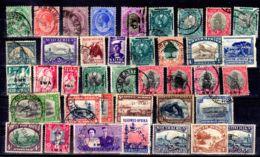 Divers Timbres Afrique Du Su Et Afrique Du Sud-ouest, Avant 1961, Oblitéré, Selon Scan, Lot 50807 - Other