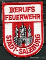 BERUFS FEUERWEHR STADT-SALZBURG - Association Des Sapeurs-pompiers De La Ville De SALZBOURG (Autriche) - Firemen