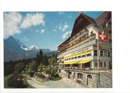 21186   - Braunwald Hotel Alpenblick ( Format 10X15) - GL Glaris