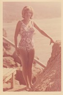 RUSSIA. A PHOTO. BEACH, SEA. BEAUTIFUL GIRL IN SWIMWEAR. *** - Photographs