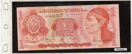 Banconota Honduras 1 Lempira - Honduras