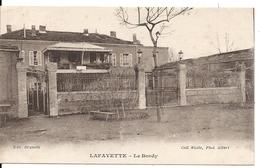 LAFAYETTE. LE BORDY - Algérie