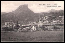 Torino - Balme - Piano Della Mussa E Punta Tovo - Fp Nv - Non Classificati