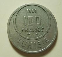 Tunisia 100 Francs 1950 - Tunisie