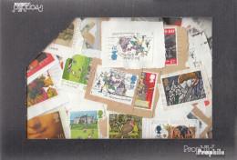 Großbritannien Briefmarken-100 Gramm Kiloware - Briefmarken
