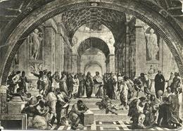 """Città Del Vaticano, """"la Scuola Di Atene"""" Di Raffaello, """"the School Of Athens"""" By Raphael - Vaticano"""