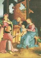 """Città Del Vaticano, Pinacoteca Vaticana, """"Adorazione Dei Magi"""" (Raffaello) - Vaticano"""