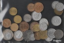 Nepal 100 Gramm Münzkiloware - Monedas & Billetes