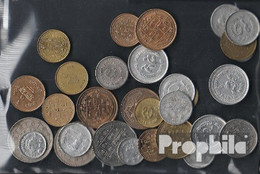 Nepal 100 Gramm Münzkiloware - Kiloware - Münzen
