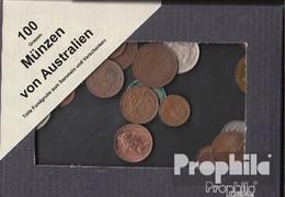 Australien 100 Gramm Münzkiloware - Monnaies & Billets