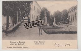 Belgrado (Militär Spitael 1905) - Bulgarie